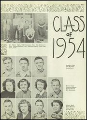 Page 14, 1953 Edition, Branson High School - Buccaneer Yearbook (Branson, MO) online yearbook collection