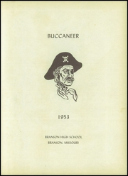 Page 5, 1953 Edition, Branson High School - Buccaneer Yearbook (Branson, MO) online yearbook collection