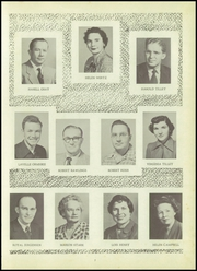 Page 9, 1953 Edition, Branson High School - Buccaneer Yearbook (Branson, MO) online yearbook collection
