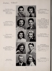 Page 54, 1947 Edition, Central High School - Red and Black Yearbook (St Louis, MO) online yearbook collection