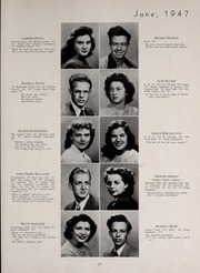 Page 61, 1947 Edition, Central High School - Red and Black Yearbook (St Louis, MO) online yearbook collection