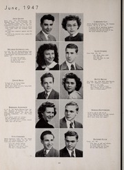 Page 64, 1947 Edition, Central High School - Red and Black Yearbook (St Louis, MO) online yearbook collection