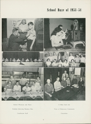 Page 13, 1954 Edition, Central High School - Red and Black Yearbook (St Louis, MO) online yearbook collection