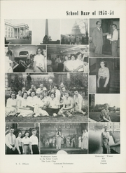 Page 9, 1954 Edition, Central High School - Red and Black Yearbook (St Louis, MO) online yearbook collection
