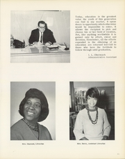 Page 15, 1967 Edition, Central High School - Red and Black Yearbook (St Louis, MO) online yearbook collection