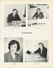Page 17, 1967 Edition, Central High School - Red and Black Yearbook (St Louis, MO) online yearbook collection