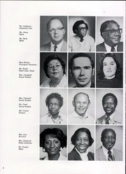 Page 10, 1982 Edition, Central High School - Red and Black Yearbook (St Louis, MO) online yearbook collection