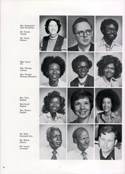 Page 14, 1982 Edition, Central High School - Red and Black Yearbook (St Louis, MO) online yearbook collection