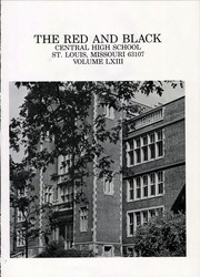 Page 5, 1982 Edition, Central High School - Red and Black Yearbook (St Louis, MO) online yearbook collection