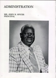 Page 6, 1982 Edition, Central High School - Red and Black Yearbook (St Louis, MO) online yearbook collection