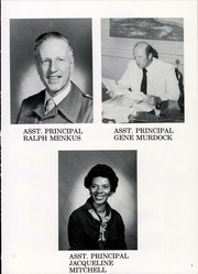 Page 7, 1982 Edition, Central High School - Red and Black Yearbook (St Louis, MO) online yearbook collection