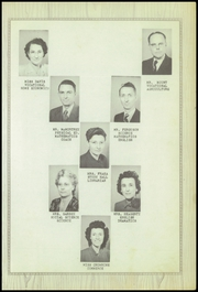 Page 13, 1949 Edition, Republic High School - Repmo Yearbook (Republic, MO) online yearbook collection