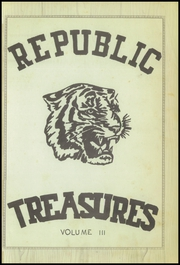 Page 3, 1949 Edition, Republic High School - Repmo Yearbook (Republic, MO) online yearbook collection