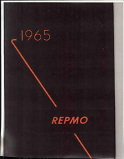 1965 Edition, Republic High School - Repmo Yearbook (Republic, MO)