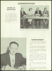 Page 10, 1957 Edition, Fulton High School - Vespa Yearbook (Fulton, MO) online yearbook collection