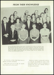 Page 12, 1957 Edition, Fulton High School - Vespa Yearbook (Fulton, MO) online yearbook collection
