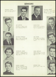 Page 15, 1957 Edition, Fulton High School - Vespa Yearbook (Fulton, MO) online yearbook collection
