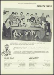 Page 9, 1957 Edition, Fulton High School - Vespa Yearbook (Fulton, MO) online yearbook collection