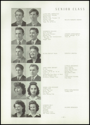 Page 16, 1945 Edition, McKinley High School - Nugget Yearbook (St Louis, MO) online yearbook collection