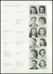Page 17, 1945 Edition, McKinley High School - Nugget Yearbook (St Louis, MO) online yearbook collection