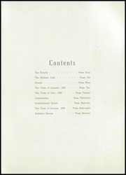 Page 7, 1945 Edition, McKinley High School - Nugget Yearbook (St Louis, MO) online yearbook collection
