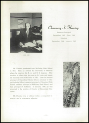Page 14, 1954 Edition, McKinley High School - Nugget Yearbook (St Louis, MO) online yearbook collection