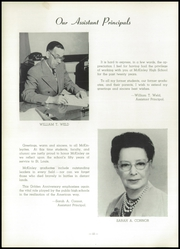 Page 16, 1954 Edition, McKinley High School - Nugget Yearbook (St Louis, MO) online yearbook collection