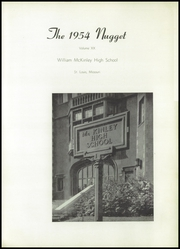 Page 5, 1954 Edition, McKinley High School - Nugget Yearbook (St Louis, MO) online yearbook collection