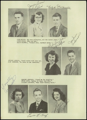 Page 8, 1948 Edition, Marshfield High School - Retrospect Yearbook (Marshfield, MO) online yearbook collection