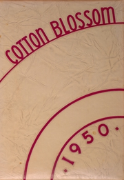1950 Edition, Caruthersville High School - Cotton Blossom Yearbook (Caruthersville, MO)