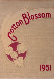 1951 Edition, Caruthersville High School - Cotton Blossom Yearbook (Caruthersville, MO)