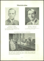 Page 10, 1951 Edition, Caruthersville High School - Cotton Blossom Yearbook (Caruthersville, MO) online yearbook collection