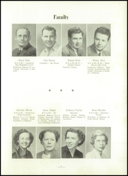 Page 11, 1951 Edition, Caruthersville High School - Cotton Blossom Yearbook (Caruthersville, MO) online yearbook collection
