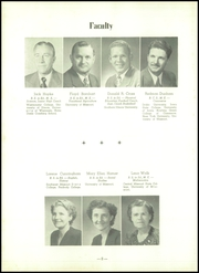 Page 12, 1951 Edition, Caruthersville High School - Cotton Blossom Yearbook (Caruthersville, MO) online yearbook collection