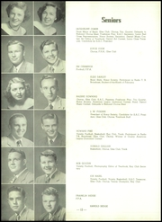 Page 16, 1951 Edition, Caruthersville High School - Cotton Blossom Yearbook (Caruthersville, MO) online yearbook collection