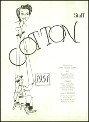 Page 6, 1951 Edition, Caruthersville High School - Cotton Blossom Yearbook (Caruthersville, MO) online yearbook collection