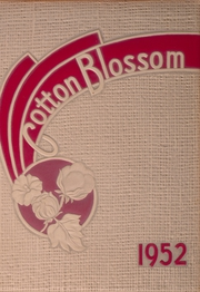 1952 Edition, Caruthersville High School - Cotton Blossom Yearbook (Caruthersville, MO)