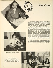 Page 12, 1955 Edition, Caruthersville High School - Cotton Blossom Yearbook (Caruthersville, MO) online yearbook collection