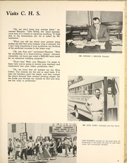 Page 13, 1955 Edition, Caruthersville High School - Cotton Blossom Yearbook (Caruthersville, MO) online yearbook collection