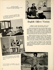 Page 14, 1955 Edition, Caruthersville High School - Cotton Blossom Yearbook (Caruthersville, MO) online yearbook collection