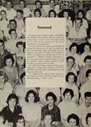 Page 8, 1959 Edition, Caruthersville High School - Cotton Blossom Yearbook (Caruthersville, MO) online yearbook collection