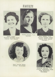 Page 11, 1948 Edition, Carl Junction High School - Knight Yearbook (Carl Junction, MO) online yearbook collection