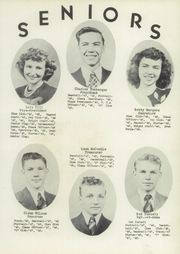 Page 13, 1948 Edition, Carl Junction High School - Knight Yearbook (Carl Junction, MO) online yearbook collection