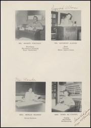 Page 13, 1956 Edition, Savannah High School - Savannual Yearbook (Savannah, MO) online yearbook collection