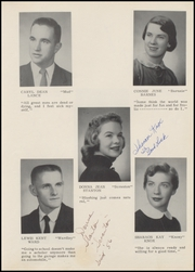 Page 17, 1956 Edition, Savannah High School - Savannual Yearbook (Savannah, MO) online yearbook collection