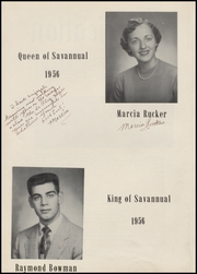 Page 6, 1956 Edition, Savannah High School - Savannual Yearbook (Savannah, MO) online yearbook collection