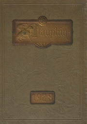 1928 Edition, St Louis University High School - Dauphin Yearbook (St Louis, MO)