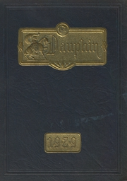 1929 Edition, St Louis University High School - Dauphin Yearbook (St Louis, MO)