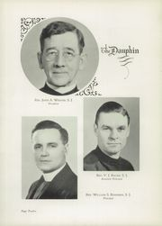 Page 16, 1936 Edition, St Louis University High School - Dauphin Yearbook (St Louis, MO) online yearbook collection