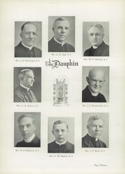 Page 17, 1936 Edition, St Louis University High School - Dauphin Yearbook (St Louis, MO) online yearbook collection